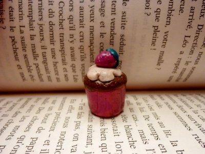 Article de Olivia#     Tuto 'Cupcake fraise'