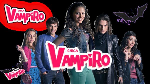 Bienvenue sur le blog consacré à la série Chica Vampiro