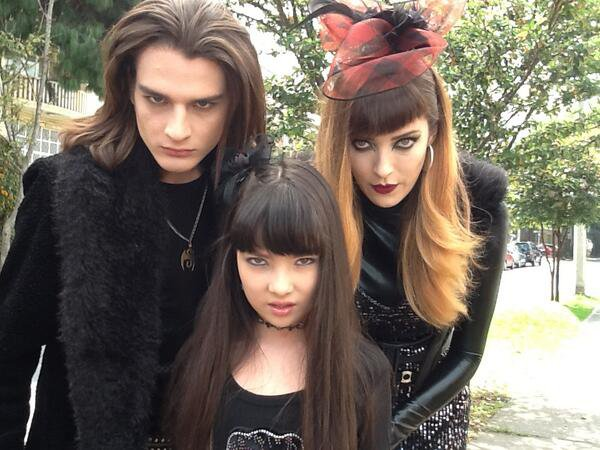 Famille Vladimoff