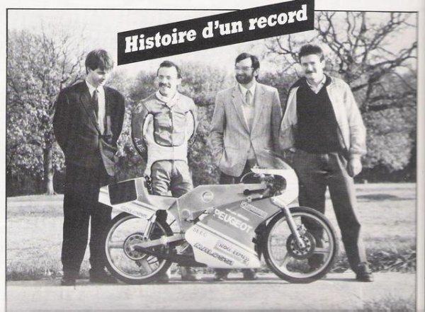 Histoire d un record par BEVAN .
