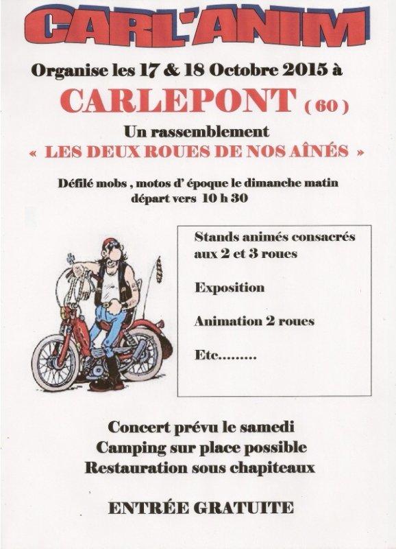 A Carlepont dans l' Oise (60)...