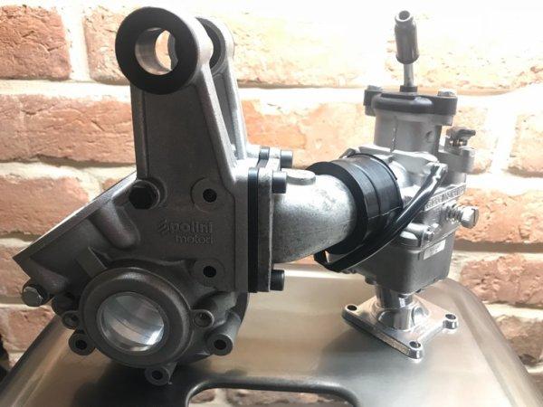 26 pompini polini con carburatore Dellorto VHST 24.