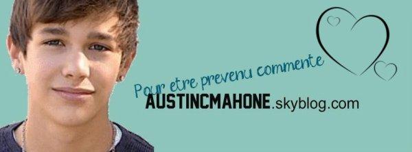 AustinCMahone ; Votre Source sur le chanteur à la voix d'or Austin Carter Mahone..♥