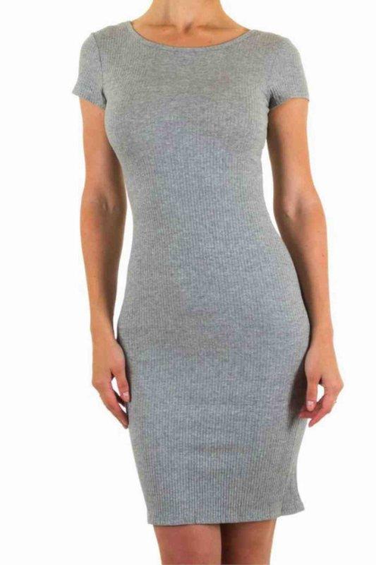 Jolie robe grise 22.99¤