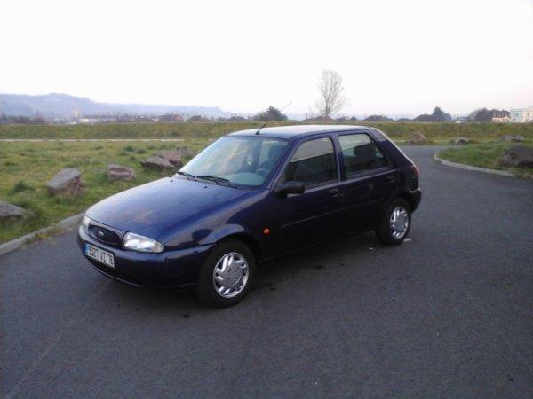 Ma deuxième voiture