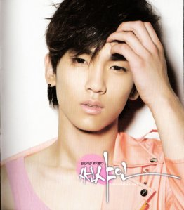 The SHINee World / Love Like Oxygen (2008)