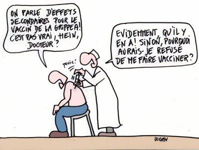 vaccin grippe A - Actualités nationales et internationales....