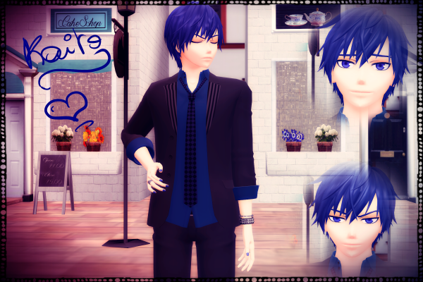 Kaito Shion (Personnage Masculin)