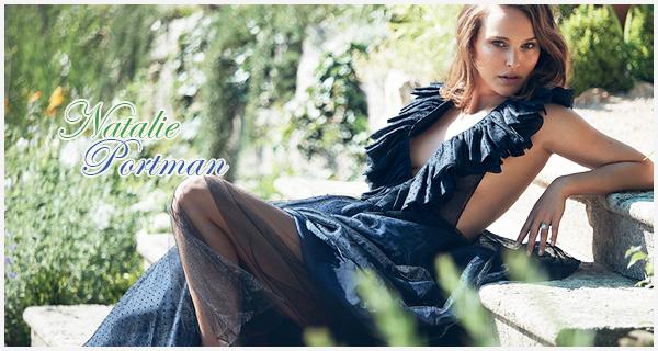 • • Bienvenue sur Portman-Natalie ta source d'actualité sur Natalie Portman!