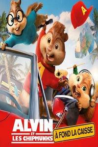 Alvin et les Chipmunks 4 A fond la caisse (ref A899)