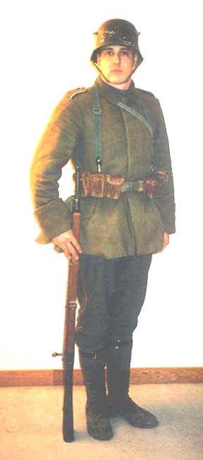 Late WWI german uniform - mandb-images's blog