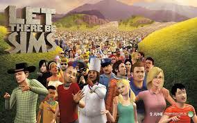 Parlons de Sims
