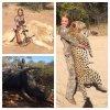 Une adolescente américaine de 19 ans fait scandale auprès des défenseurs des animaux.