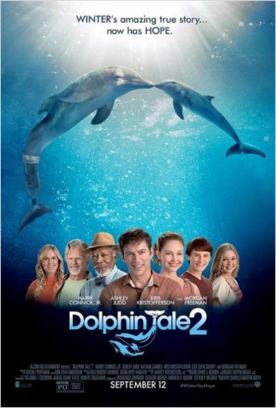 L'incroyable histoire de Winter le dauphin :