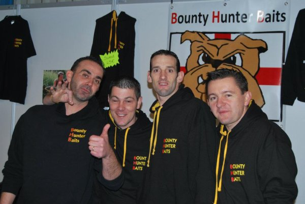 Team BOUNTY HUNTER BAITS au forum de montlucon