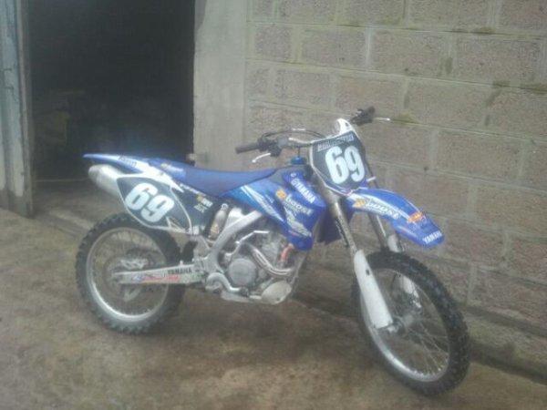Ma new moto