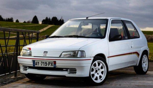 PEUGEOT 106 Rallye (1993 - 1996)