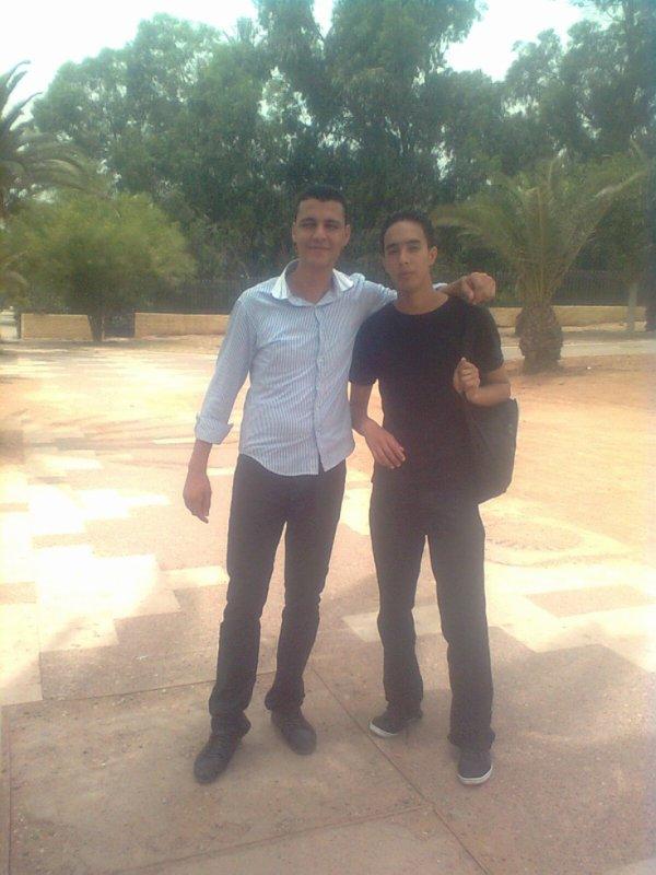 me and imad