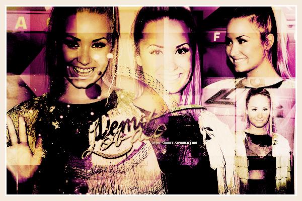 Suis jour après jour tout le quotidien de la célèbre actrice & chanteuse Demi Lovato !