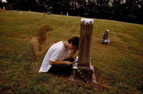 « Perdre quelqu'un, ce n'est pas anodin. Ca te rappelle en permanence que la vie ne tient qu'à un fil. »