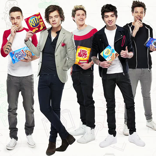 photoshoot des boys