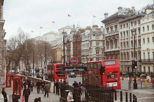 Londres est une ville incroyable.