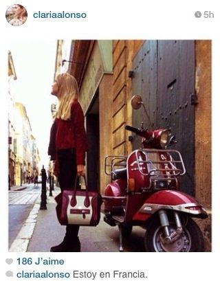 Clari en France !