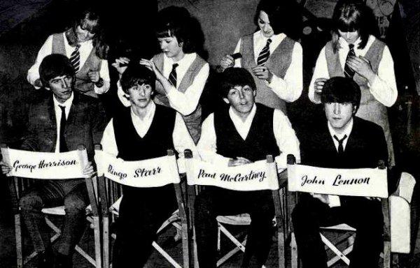 The Beatles a Legend .