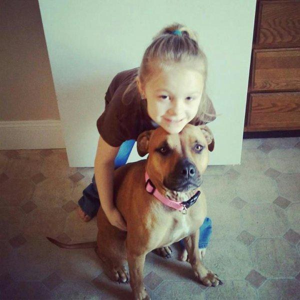sai ma petiti cousine avec mn chien
