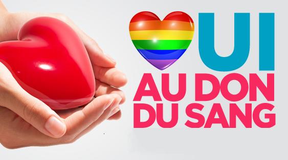 Don du sang : Les gays et bis peuvent sauver des vies... mais à l'étranger !