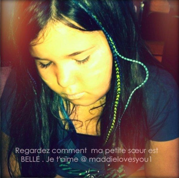 05/06/11 : Tweet de Demi pour sa soeurC'est mignon, non ?
