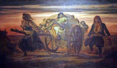 CORAY et la grande peste de  1483