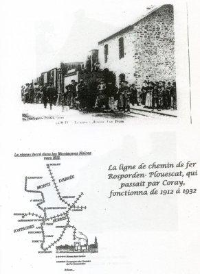 Histoire du petit train (Train bihan)