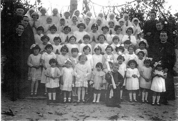mission 1936 les communiants