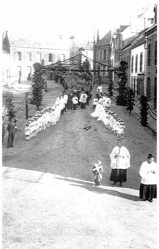 mission 1936 la procession