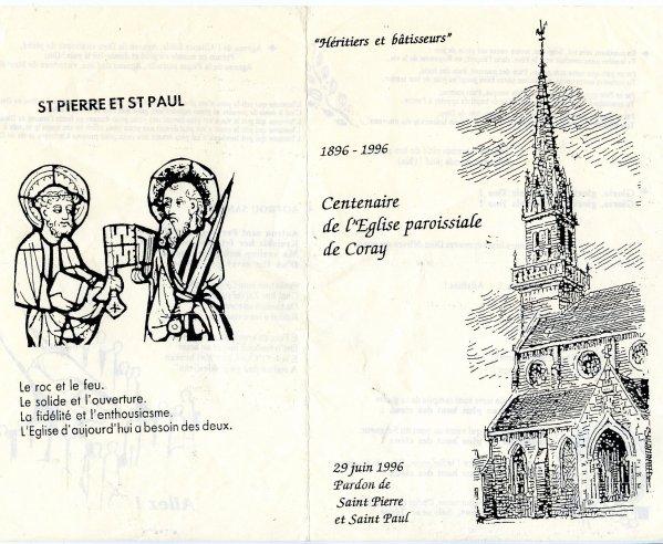 Les centenaires :  Eglise (1996)