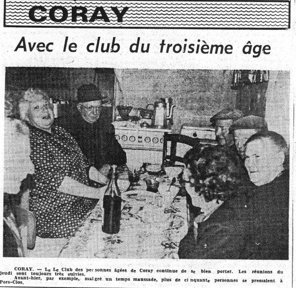 Club du 3éme age 1975