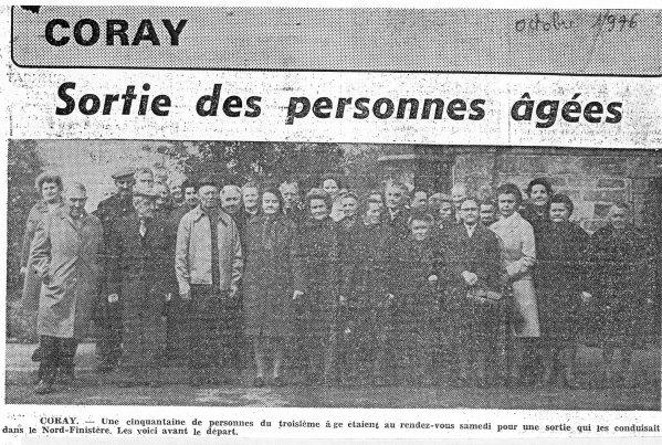 Club du 3éme age 1976