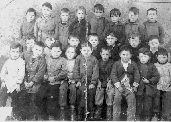 CORAY  : Photo de classe 1954 ?