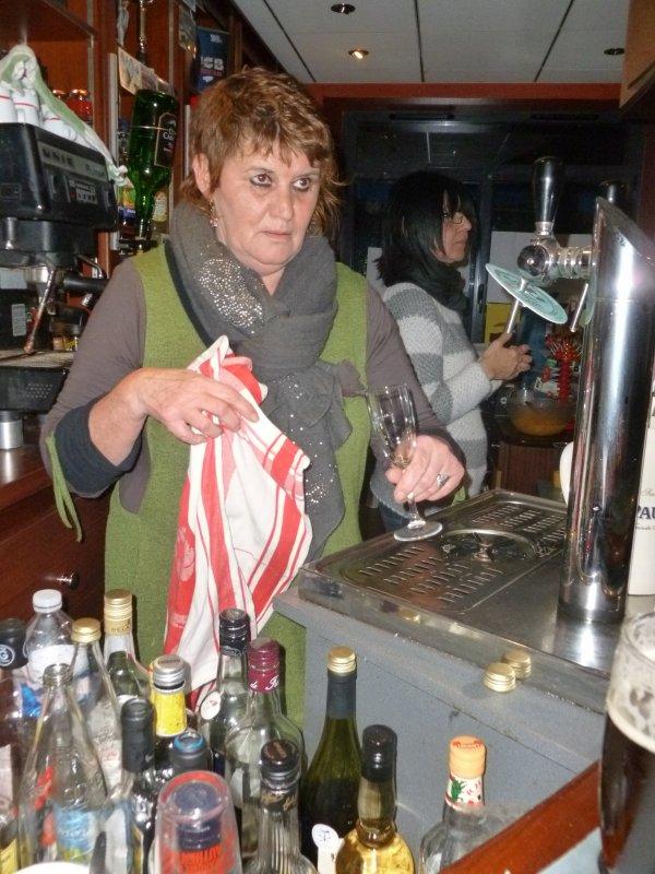 LEUHAN  : Nouvelle gérante au bar Ty-Manée.