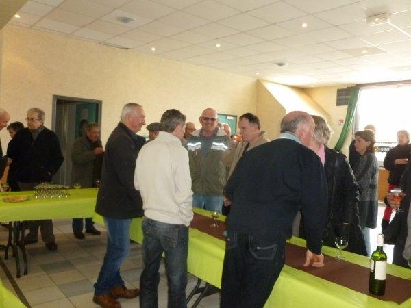 LEUHAN : Election du nouveau Maire.