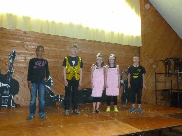 CORAY  : Fête de l'école Notre-Dame des Lumières.