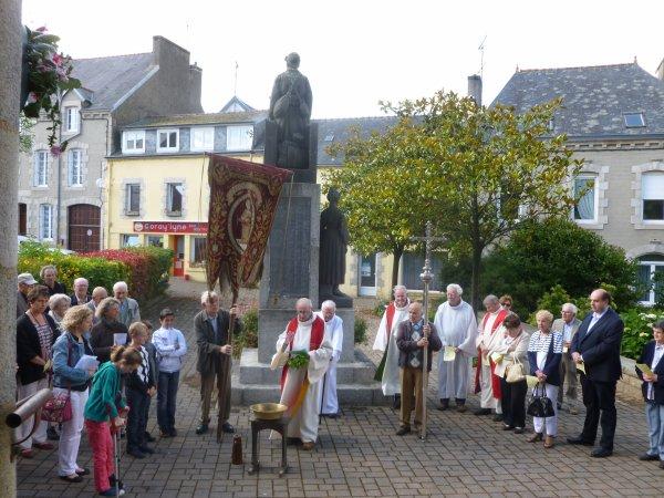 CORAY  : Pardon de Saint-Pierre.