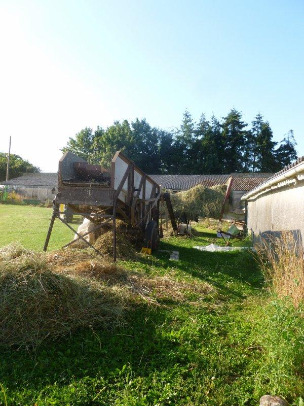 CORAY : Un projet pour la Fête de Lochrist 2015.