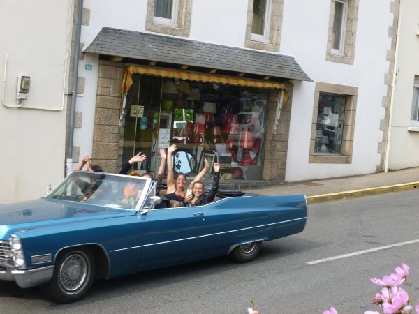 CORAY  : Les vieilles mobs à Pors-Clos.