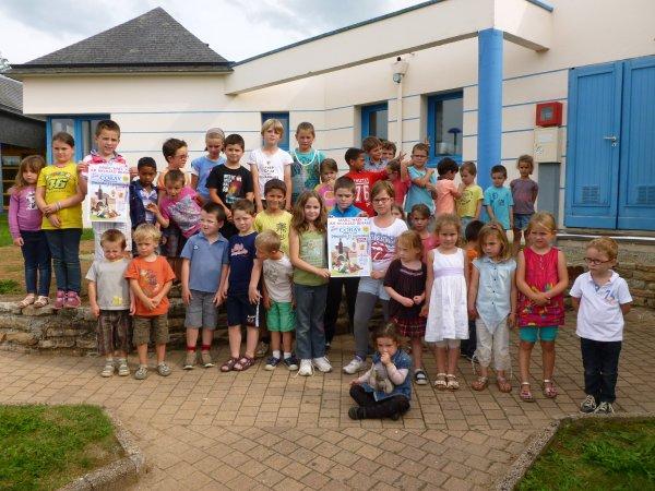CORAY  : Dimanche 21 septembre marché du petit écolier