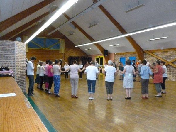 CORAY : Reprise des cours pour les Danserien.