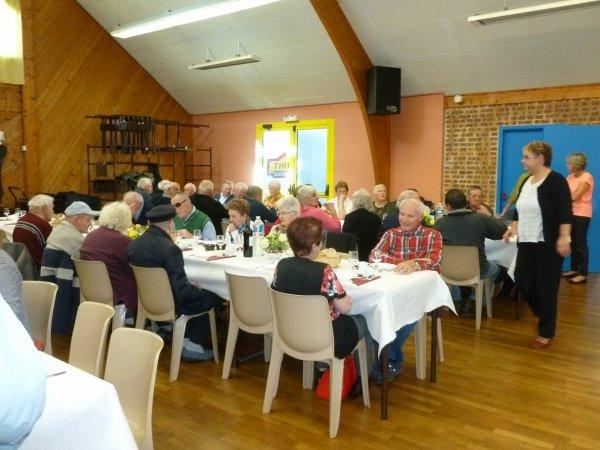 CORAY  : Repas des Anciens  (1)