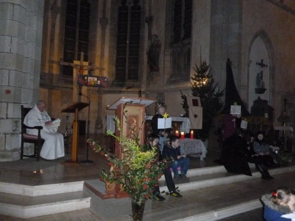 CORAY  : Messe de Minuit.