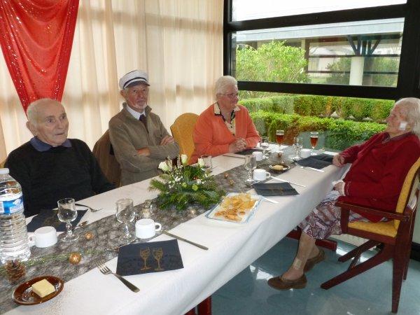 CORAY  : Cérémonie des voeux à la MAPA.